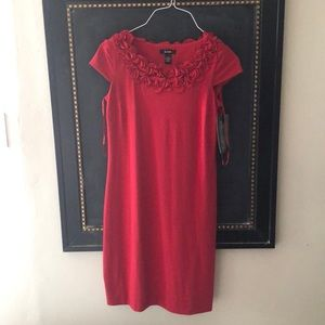 Red Alfani Dress